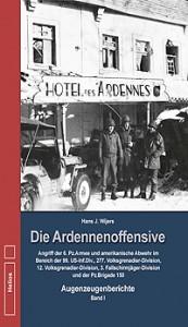 DU WM Ardennen offensive -H.Wijers