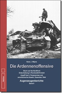 DU WM Ardennen offensive II -H.Wijers