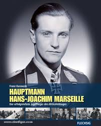 DU LW Hptmn. Hans-Jochim Marseille
