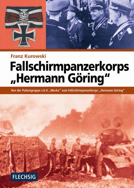 DU LW Fallschirmpanzerkorps HG