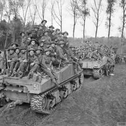 Battlefieldtour 'Liberation of Arnhem & Eastern Holland'  1945